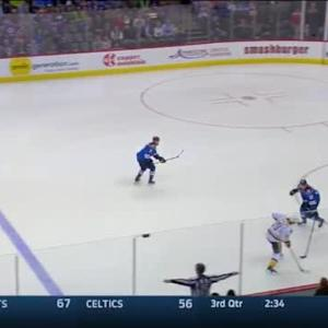 Semyon Varlamov Save on Calle Jarnkrok (01:23/1st)