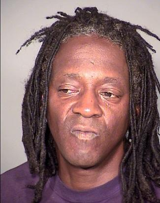 Flavor Flav Arrested for DUI, Pot Possession in Nevada