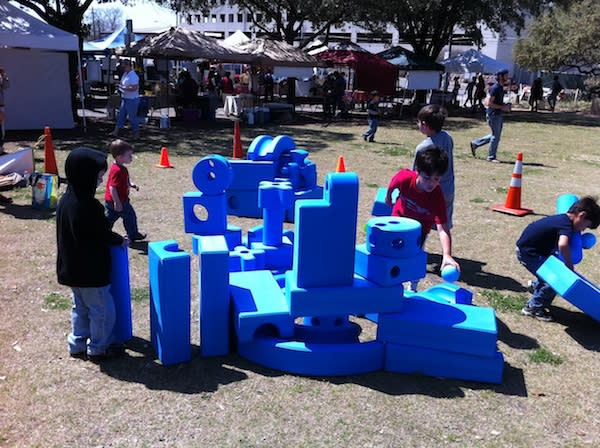 Imagination Playground, Austin