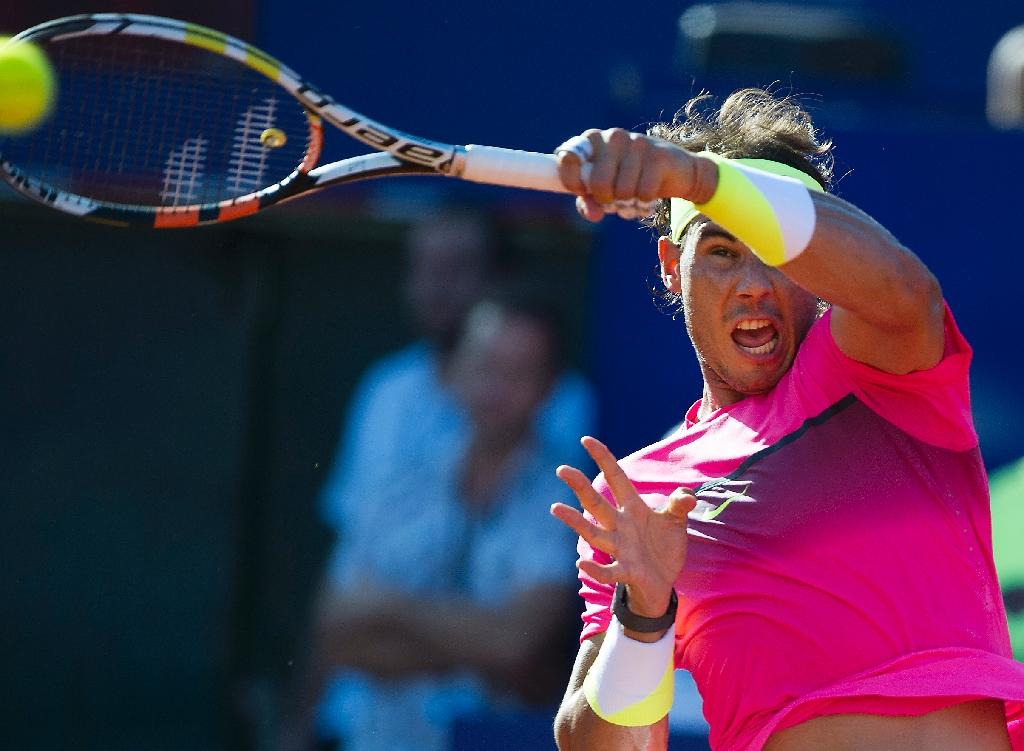 Nadal aims for slice of clay-court history