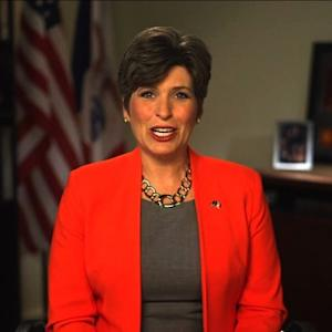 Joni Ernst: Balance the budget, replace Obamacare