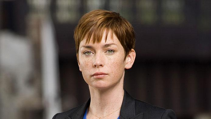 Julianne Nicholson stars as Megan Wheeler in Law & Order: Criminal Intent on NBC.