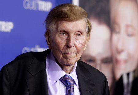 Judge rules out immediate medical check in suit on Redstone's mental competence