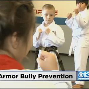 Roseville Karate School Also Helping Prevent Bullying