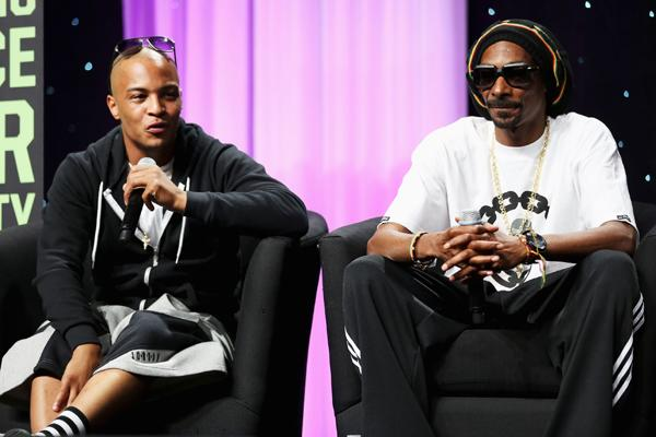Snoop Lion, T.I. Address Gun Violence