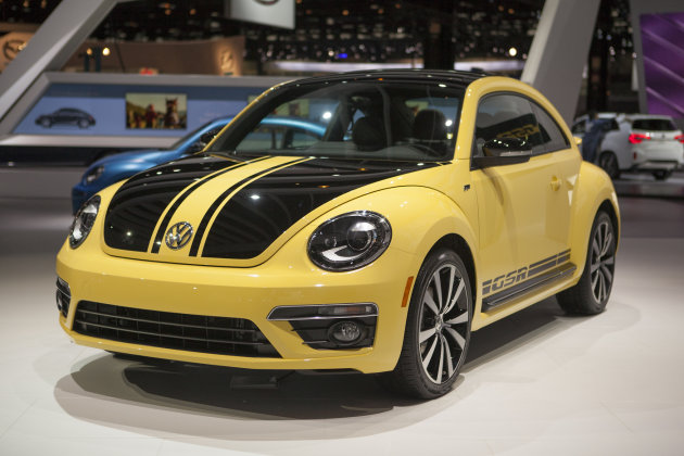 2014 Volkswagen Beetle GSR