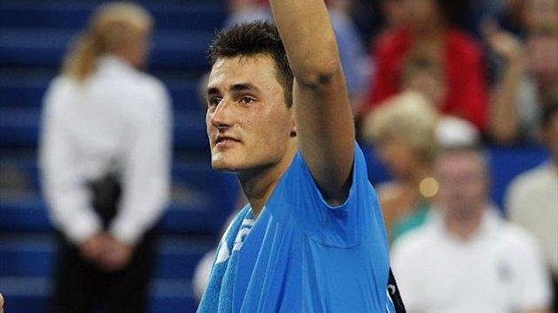 Bernard Tomic of Australia (Reuters)