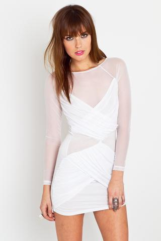 Stylestalker Trust Fund dress, $120, at Nasty Gal