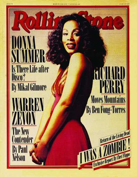 Donna Summer Has Died at 63