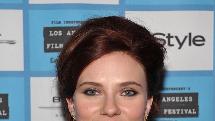 2009 Los Angeles Film Festival Keyote Films Scarlett Johansson