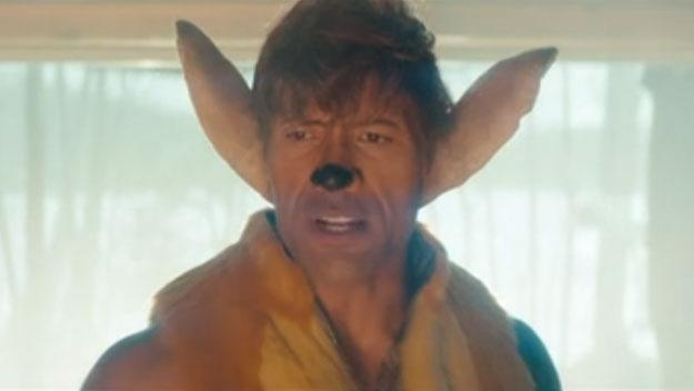 'SNL': Dwayne Johnson Spoofs Disney Remakes With Action-Packed 'Bambi'