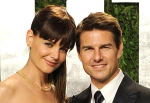 Katie Holmes and Tom Cruise | Photo Credits: Mark Sullivan/WireImage