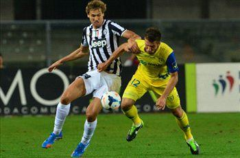 Chievo 1-2 Juventus: Bernardini own goal settles it for Serie A champions