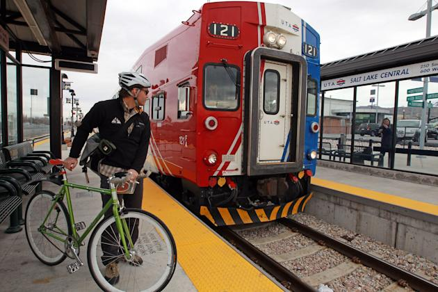 More choices, more rides bring transit renaissance