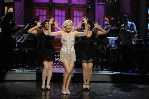 Lady Gaga's 'SNL' Ratings Match Season-High