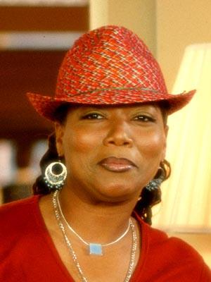 Queen Latifah in Touchstone's Bringing Down The House