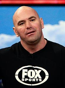White beaming after Fox deal for UFC