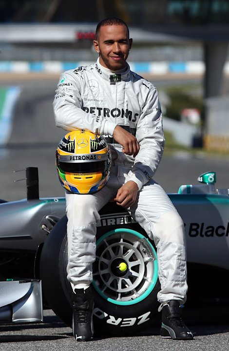 Formula One - Lewis Hamilton File Photo
