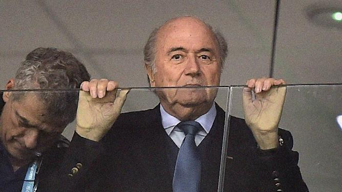 FIFA: No comment on $200K pay for board members