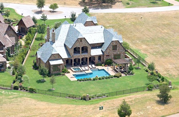 Jonas Brothers Texas Home