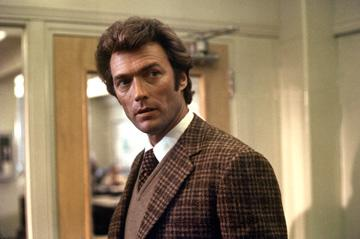 Clint Eastwood in Warner Brothers Pictures' Dirty Harry