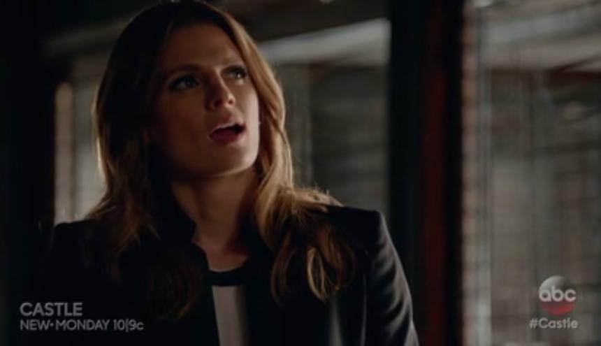 'Castle' Sneak Peek: Guess Who's Behind Door No. 1?