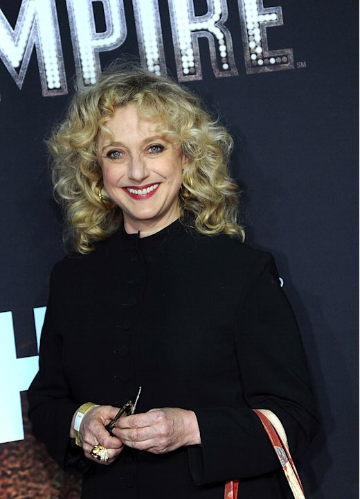 "Carol Kane attends the premiere of ""Boardwalk Empire"" at the Ziegfeld Theatre on September 15, 2010, in New York City."