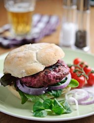 Know what's in your burger - make your own. These delicious homemade recipes cut the risk of nasties and taste great