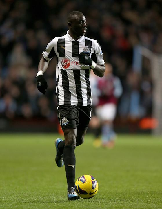 Soccer - Papiss Cisse File Photo