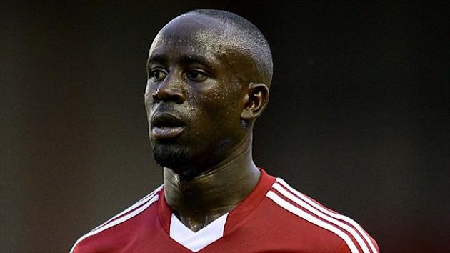 Albert Adomah bagged a brace in Boro's win