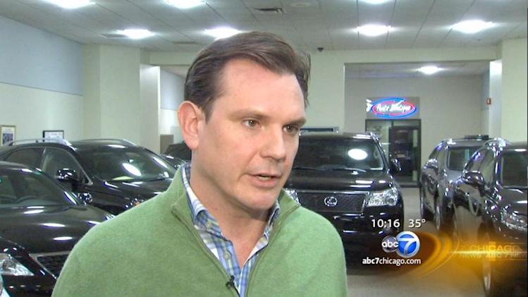 Consumers should watch out for used cars damaged in Hurricane Sandy