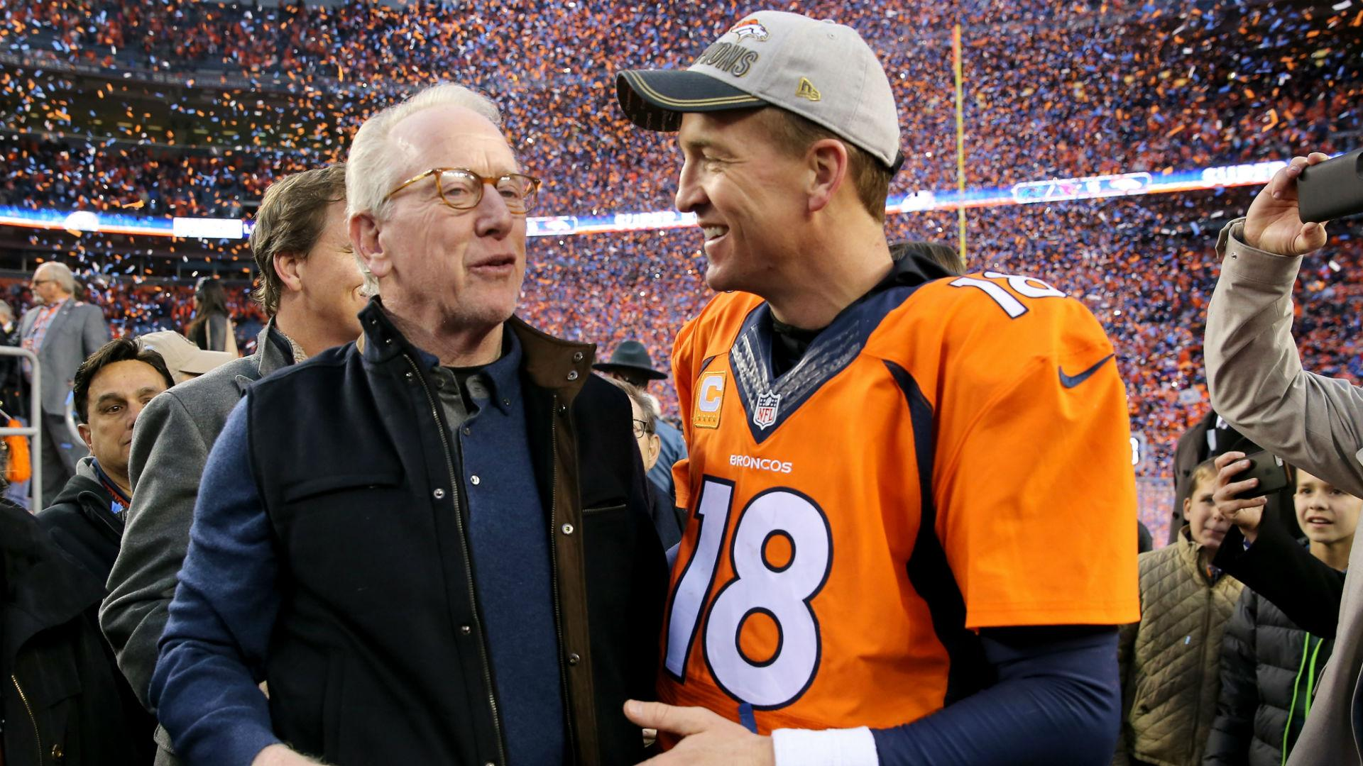 Peyton's done in Denver, maybe everywhere - Archie Manning