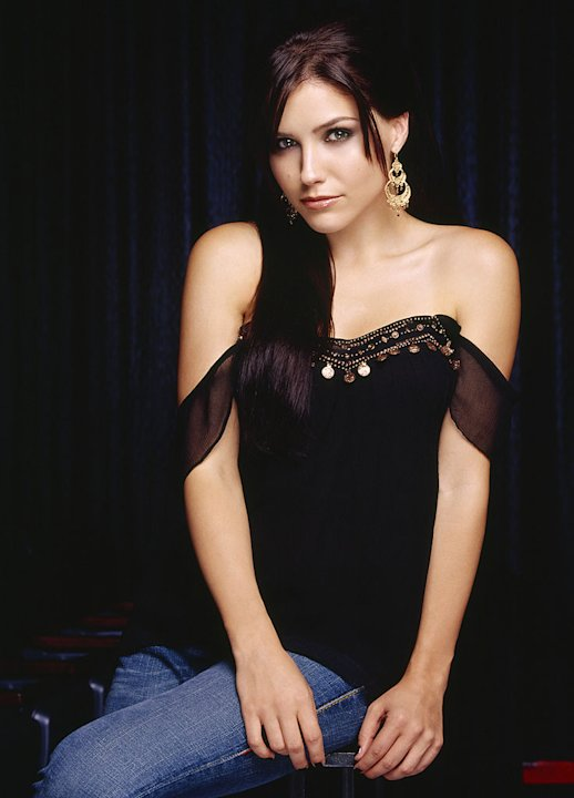 Sophia Bush stars as Brooke Davis in One Tree Hill on The CW.