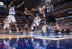 NBA: Brooklyn Nets at Dallas Mavericks