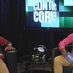 Jameis Winston on Clinton's Corner