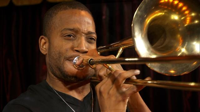 """Trombone Shorty"" makes NOLA swing"