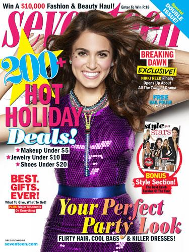 sev nikki reed dec jan cover de
