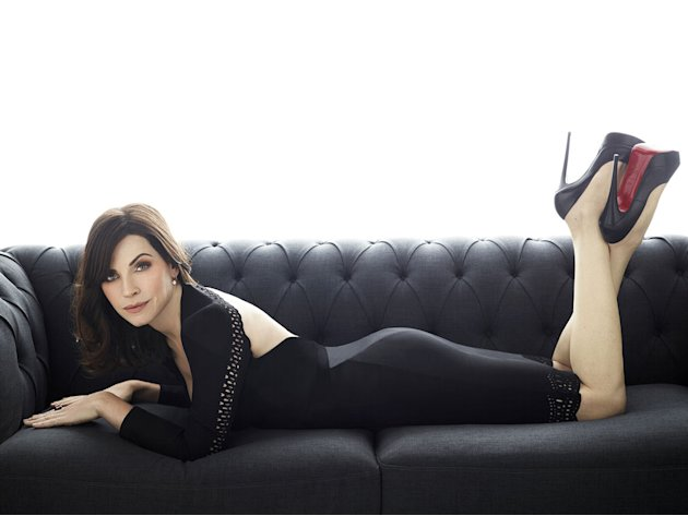 Julianna Margulies stars as Alicia Florrick in &quot;The Good Wife.&quot; 