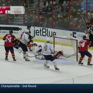 Penalty Shot: Bergenheim vs Neuvirth