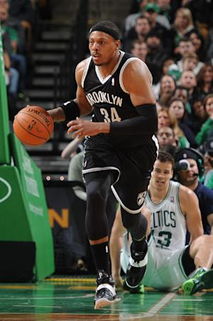 Rondo's 20 points lead Celtics over Nets 91-84