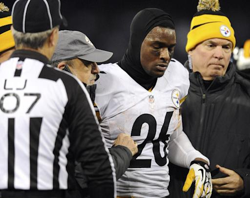 Le'Veon Bell active for Steelers against Dolphins