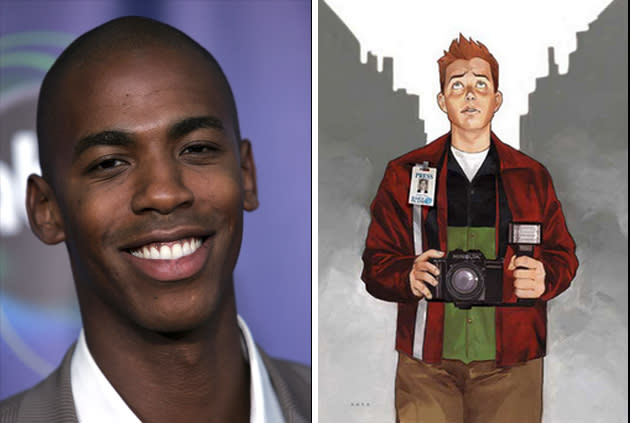 Mehcad Brooks To Co-Star In 'Supergirl'