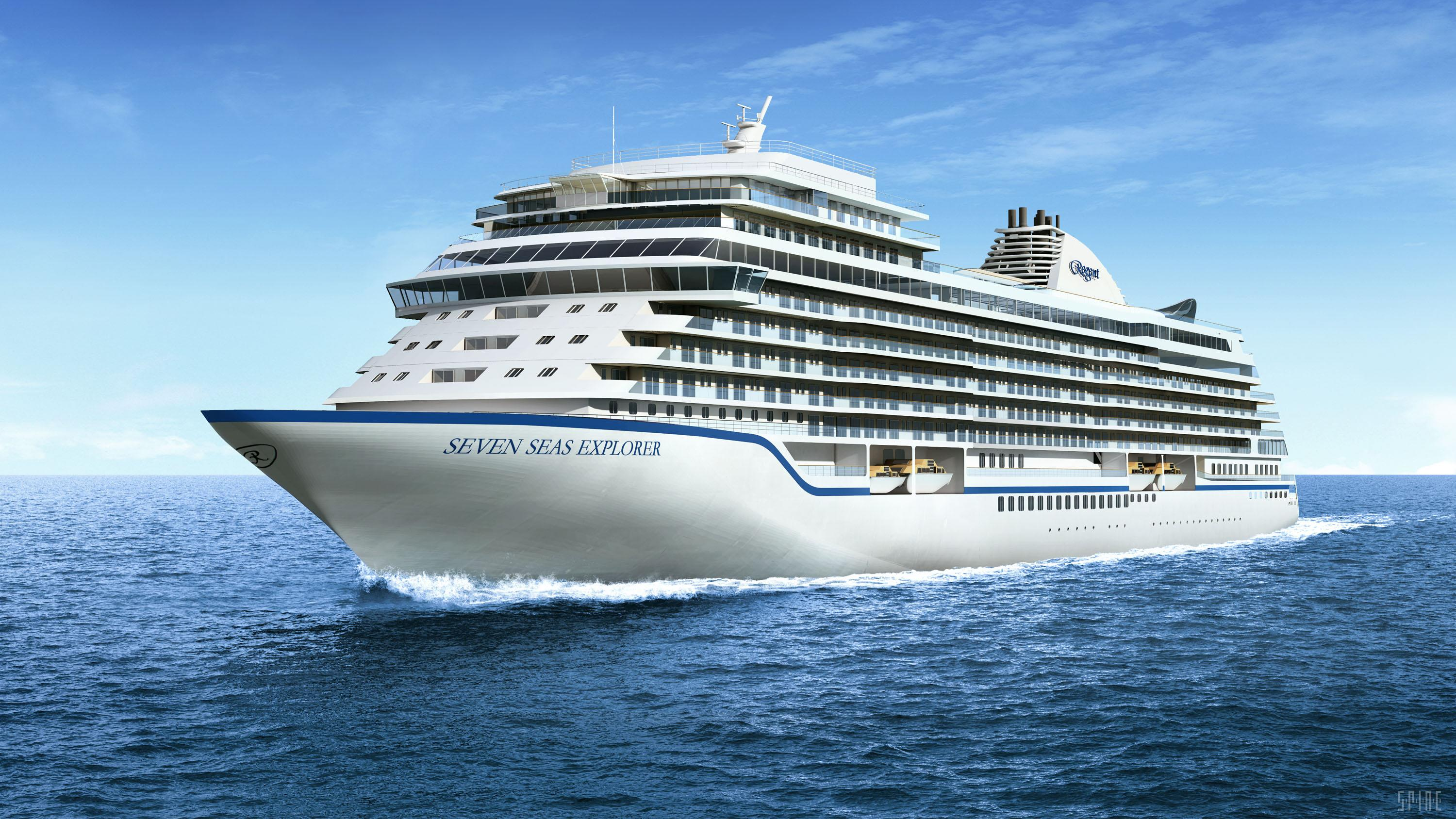 New in cruises: Snow rooms, better Wi-Fi and other wows