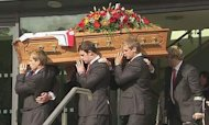 Slurry Deaths: Funeral For Rugby Star And Family