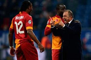 Terim is close to his players like Mourinho, says Drogba