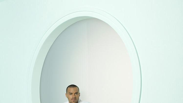 "Jesse Williams stars as Jackson Avery in ""Grey's Anatomy."""
