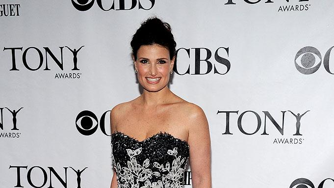 Menzel Idina Tony Awards