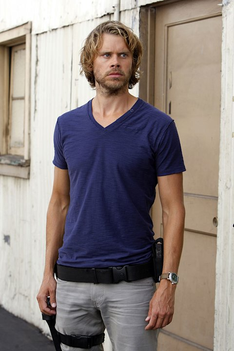 Eric Christian Olsen stars as Police Detective Liaison Marty Deeks in &quot;NCIS: Los Angeles.&quot; 
