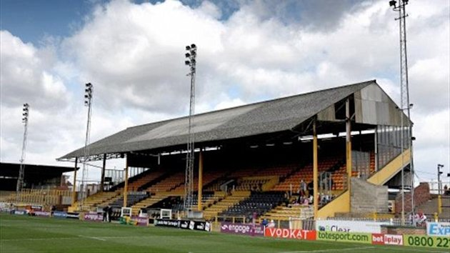 Castleford's Wheldon Road ground (PA Sport)