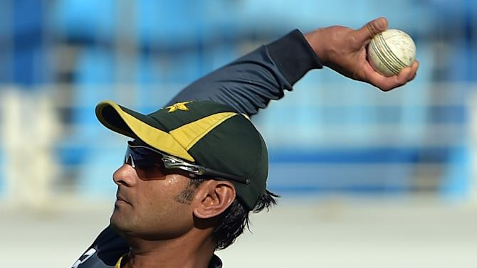 Mohammad Hafeez was suspended from bowling at international level after biomechanical tests on his action revealed his elbow extension was beyond the 15 degree tolerance limit